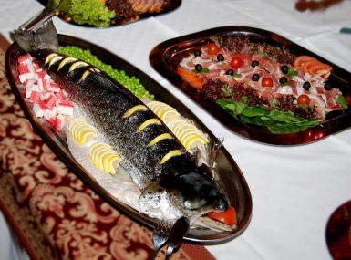 Rybie špeciality a nátierky na ples alebo oslavu kúpite v Skalici