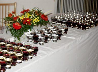 Ochutnávku skalického vína pre rauty, oslavy a firemnné večierky