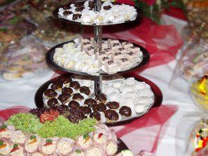Sladké misy a sladké pečivo pre Vašu svadbu a oslavu v Skalici.