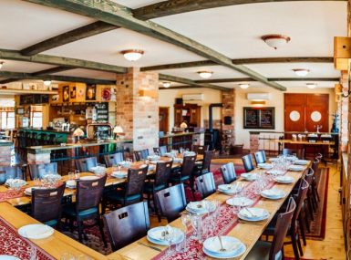 Reštaurácia Srdiečko v Skalici reprezentačný priestor pre Vašu akciu