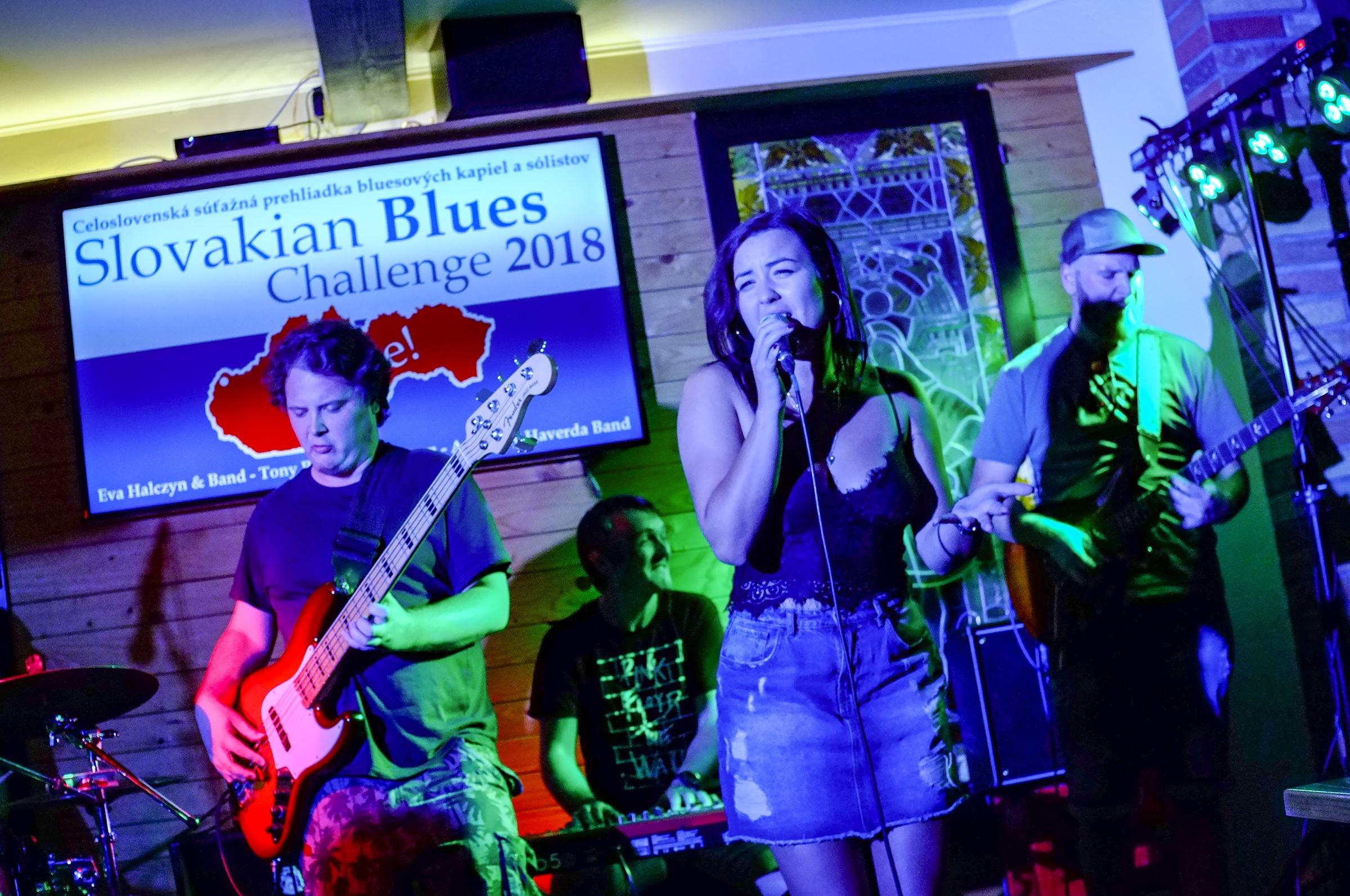 Súťaž bluesových skupín v Skalici